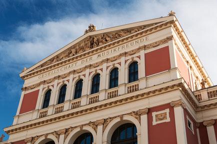 Musikverein Vienna Copyright Muellek Josef