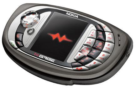 Nokia N-Gage QD, 2004