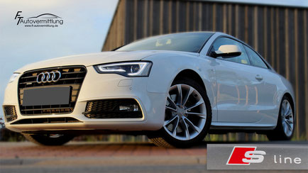 Galerie  Audi A5 Coupe 3.0 TFSI quattro S line S tronic AT