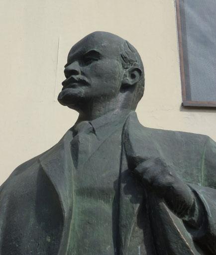'Verdwaald' standbeeld van Lenin in Berlijn (2012); Tom Bergrath©