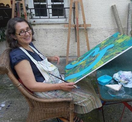 Susanne Hauenstein, 2018