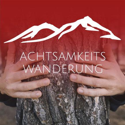 Achtsames und meditatives Wandern - Waldbaden mit der Bergschule Osnabrück im Teutoburger Wald...