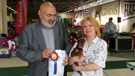 эксперт Р. Хомасуридзе (Россия)