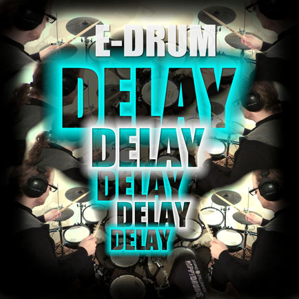 E-Drum Delay Jam - Jamuary 2019