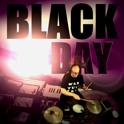 """Synths & Drums Looper Session """"Black Day"""""""
