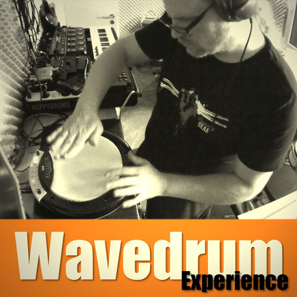 Happydrums Wavedrum Experience