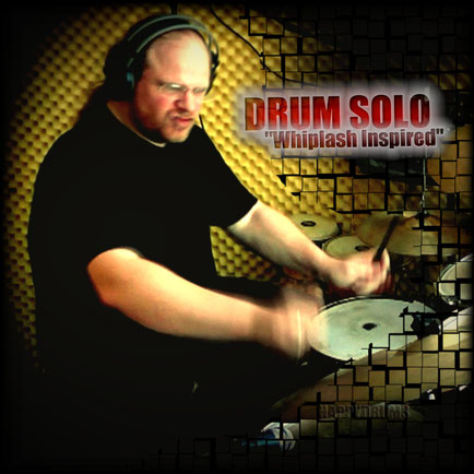 "Drum Solo ""Whiplash Inspired"""