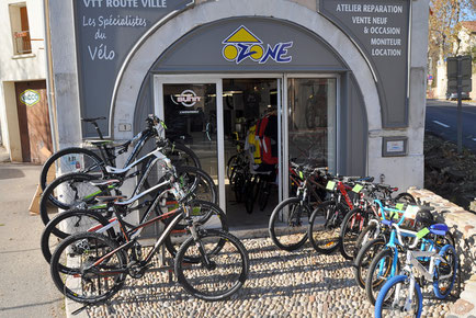 bike shop south of france Clermont l'Hérault montpellier 34