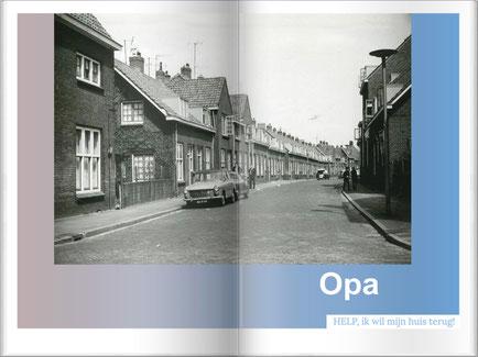 Boek - Opa