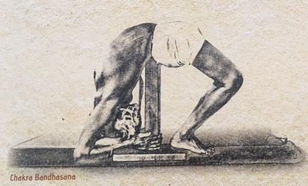 Iyengar Stumpen flach verstellbar von yogawood