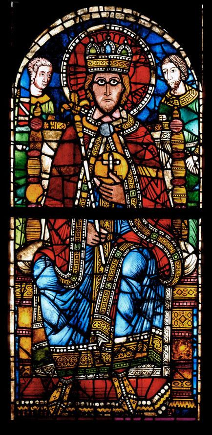 Charlemagne, empereur de l'empire romain d'occident. Il est annoncé dans la prophétie de Daniel 11:7.