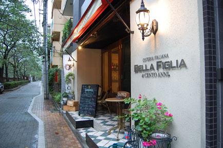 BELLA FIGLIA