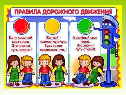 Картинки по запросу полезная информация правила дорожного движения