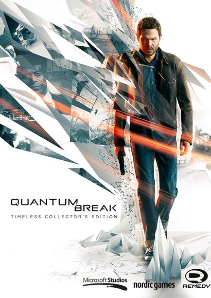 Quantum Break windows