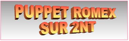 PUPPET ROMEX SUR 2NT