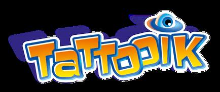 Création logo Tattooik
