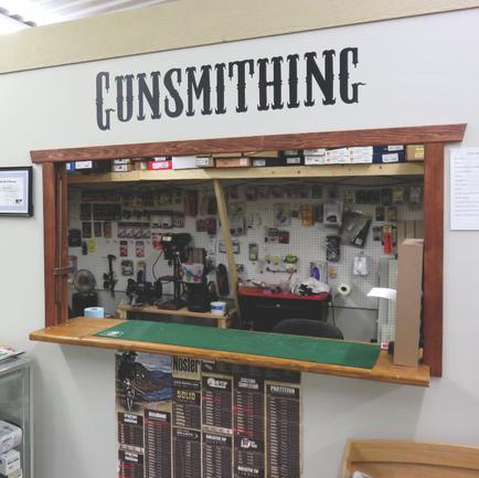 Gunsmithing available