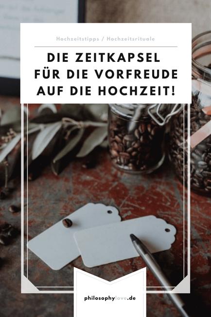 Bild: Zeitkapsel für die Hochzeit und Freie Trauung gefunden auf www.philosophylove.de