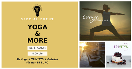 Tvaya Eröffnung Yoga-Studio Schmargendorf Grunewald Dahlem