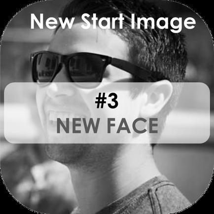 relooking visage homme