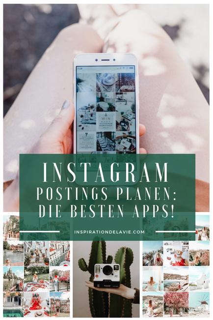 Plane deine Instagram Posts mit den besten Feed Planner Apps im Voraus. Finde meine Tipps und Tricks für Instagram, optimiere deinen Instagram Feed und plane deine Instagram Bilder mit der besten Planner App für Instagram mit Planoly, Unum, Preview oder P