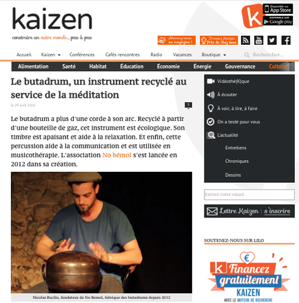 Kaizen no bemol