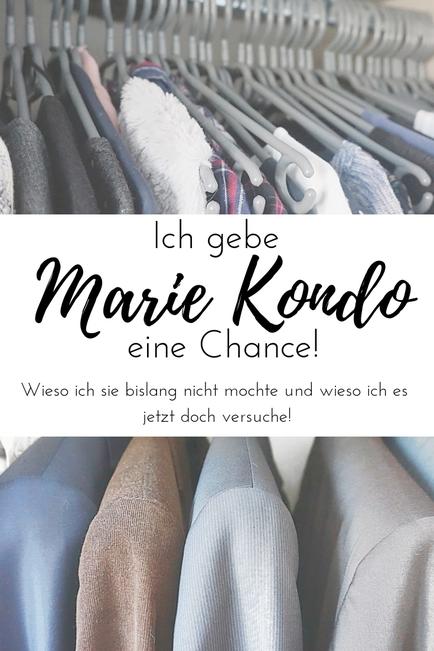 Marie Kondo Konmari Kleiderschrank anzug Bluse Kleidung Bügel aufräumen