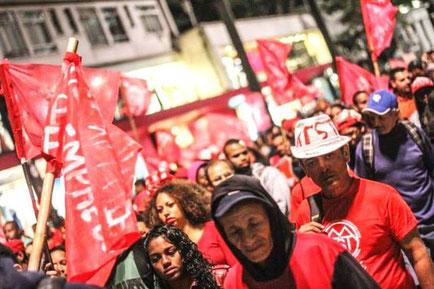 """De """"Boligløse arbejderes bevægelse"""""""