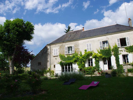 B&B-Loire-Valley-near-Loches-Touraine-France-near-castles
