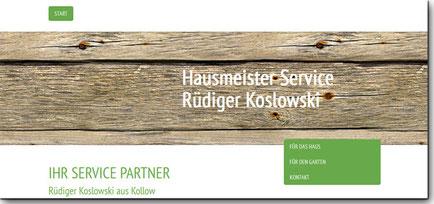 Hausmeister Service | © Serverseite.de