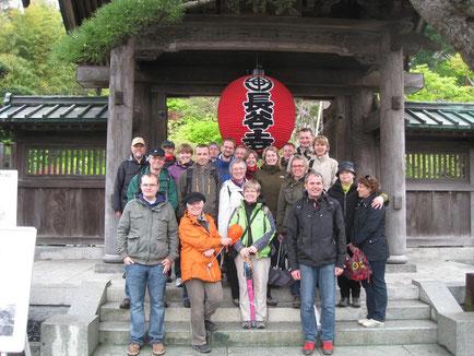 Hase Kannon in Kamakura
