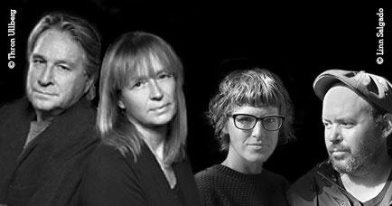 Voosen/Danielsson und Cilla & Rolf Börjlind Hamburger Krimifestival 2019
