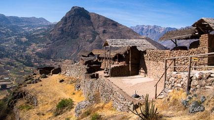 Pisác - Inka-Ruinen