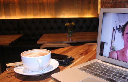 Coaching für Frauen über Skype