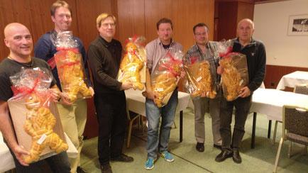 Schach Chlaus-Blitz-Turnier 2017