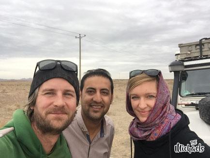 The Michaels, Iran Gastfreundschaft, Weltreise Iran