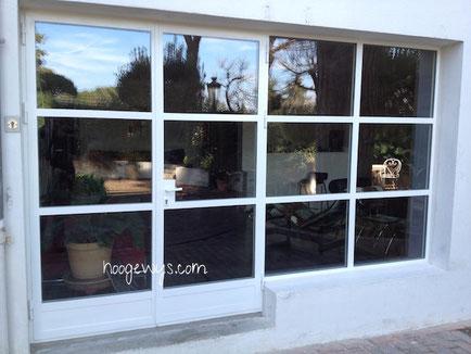baie vitrée gamme Jansen art system