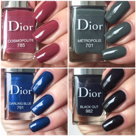 swatch Dior Collection Cosmopolite by LackTraviata