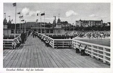 Seebrücke 1908