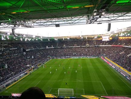 Stadionbezoek Borussia Monchengladbach