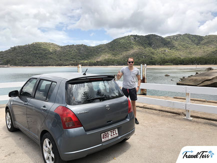 Auto huren Magnetic Island