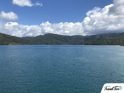 Ferry naar Zuiderland Nieuw-Zeeland