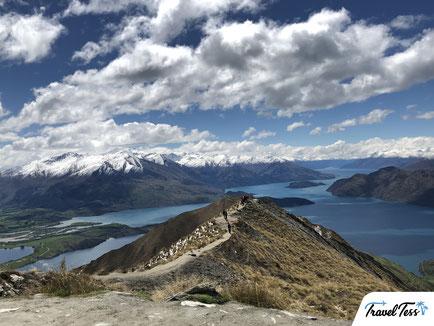 Roys Peak uitzichtpunt