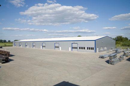 Lagerhallen und Stahlhallen zur Miete oder Kauf