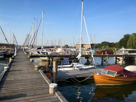 Naturhafen Krummin, Usedom
