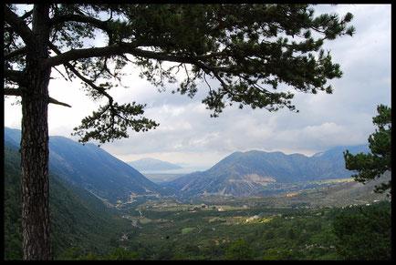 Col, Albanie, voyage à vélo