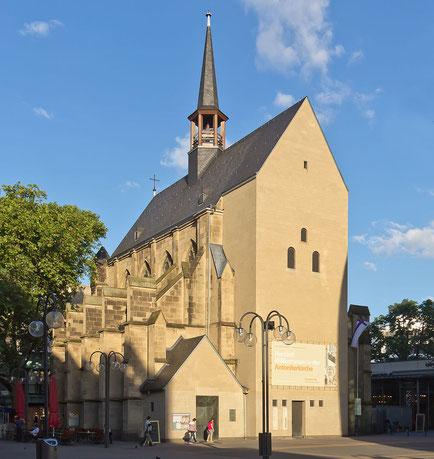 Antoniterkirche Köln, Foto (c) Raimond Spekking CC BY-SA 4.0