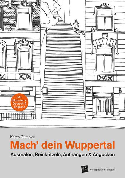 Malbuch Wuppertal
