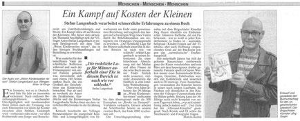 """Südurier """"Ein Kampf auf Kosten der Kleinen"""""""