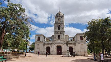 Iglesia de San José am Parque Céspedes